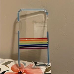 Rainbow case iPhone XR